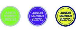 Special Sticker Junior Member 2022/3